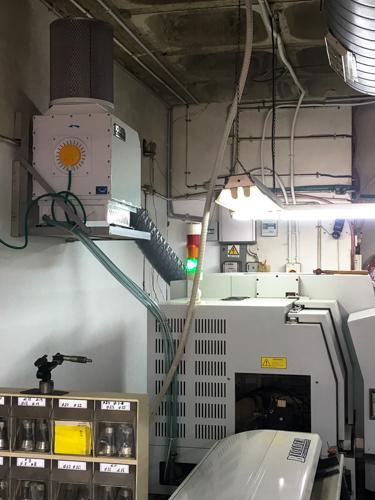 Emulsion and oil vapor filtration in industry